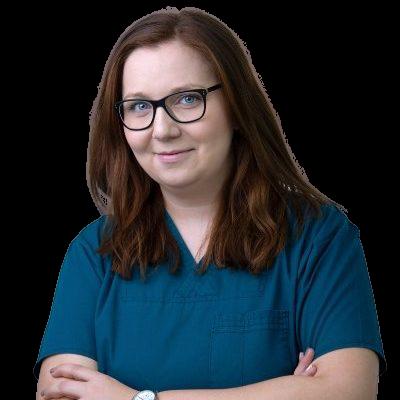 Dr.-Orsolya-Renata-Canalas Egodent Dentist Roman in Londra